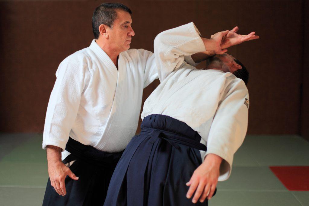Shoyukan Aikikai France - Daniel JEAN-PIERRE