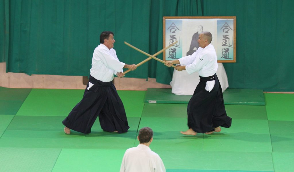 Shoyukan Aïkikaï - Stage d'été 2018