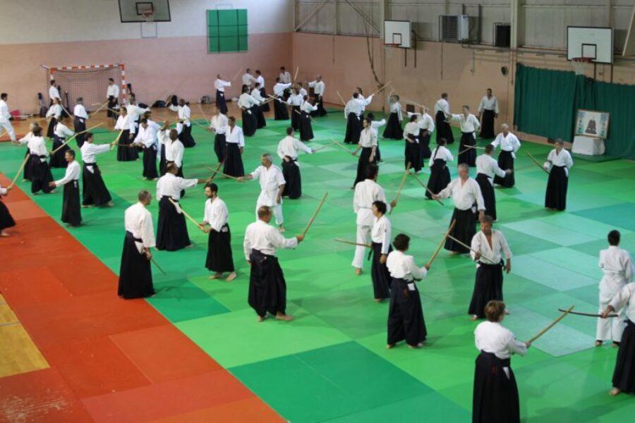 Aïkido - Cours de bokken